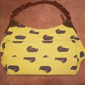 NWOT Dooney & Bourke shoulder tote bag purse